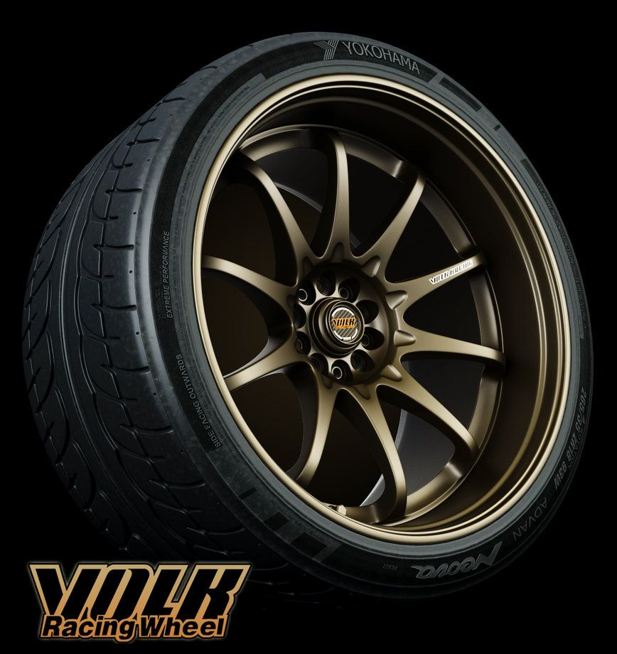 Volk Racing Ce28 Another One Of The Best Looking Wheels