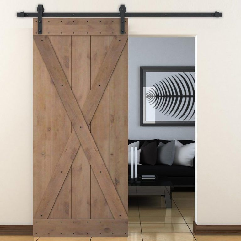 11 Affordable Sliding Barn Doors For An Authentic Farmhouse Look With Images Wood Doors Interior Inside Barn Doors Barn Doors Sliding