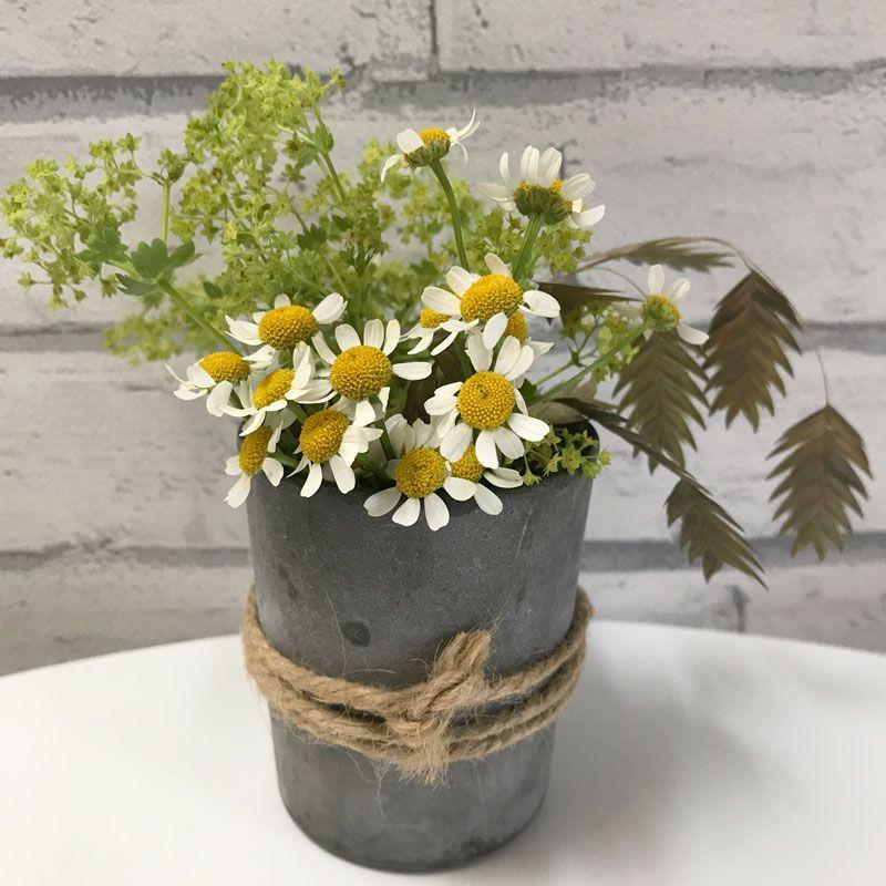 Kamillen Blumen Herbstdeko Flowers Flower Arrangements Und Floral
