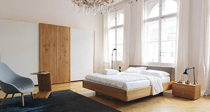 Die besten 25+ Team 7 betten Ideen auf Pinterest - schlafzimmer aus massivholz
