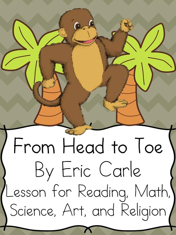 f65b83ccac5c From Head to Toe Worksheets for Kindergarten