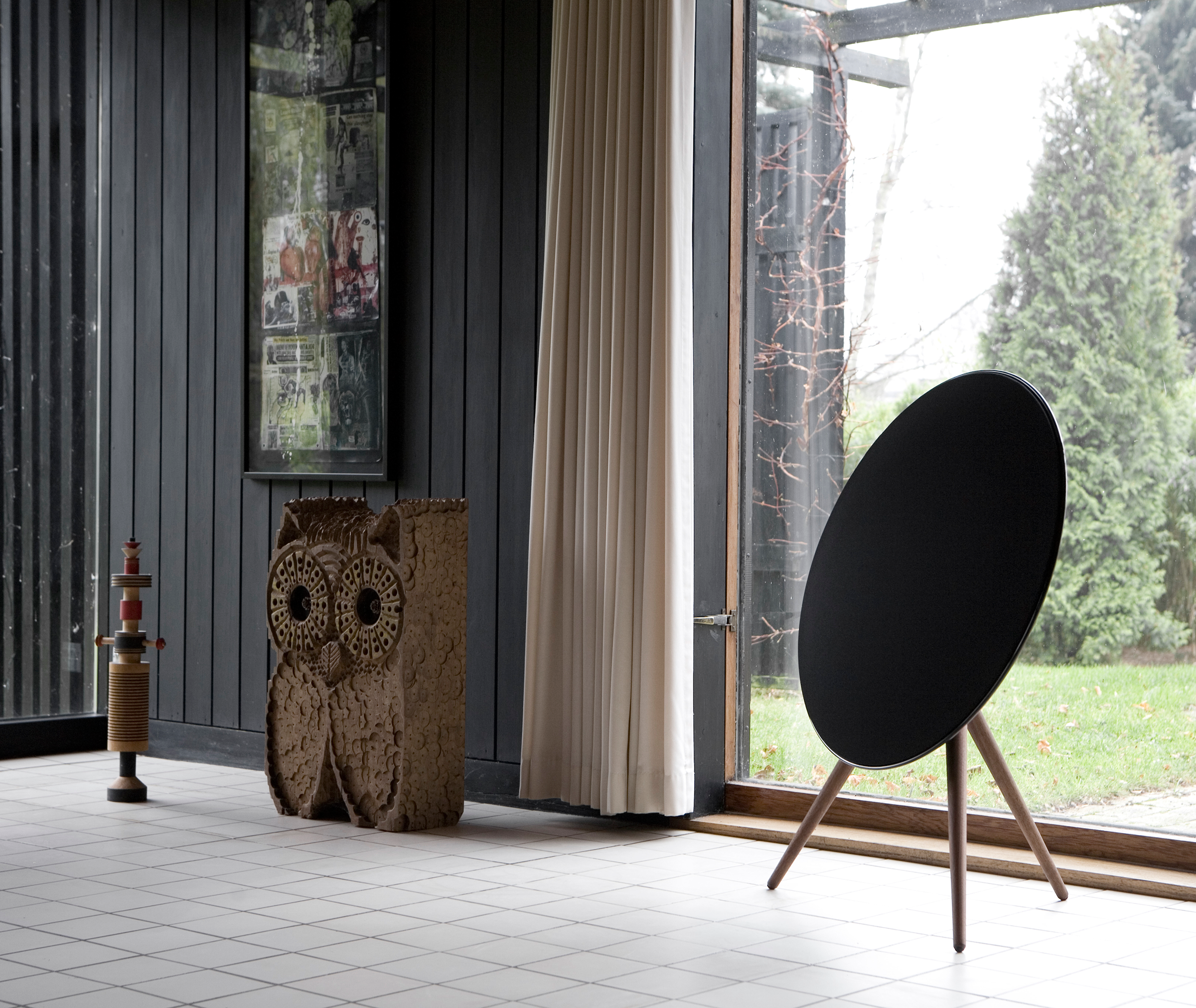 BeoPlay A9 — Home is where the music is