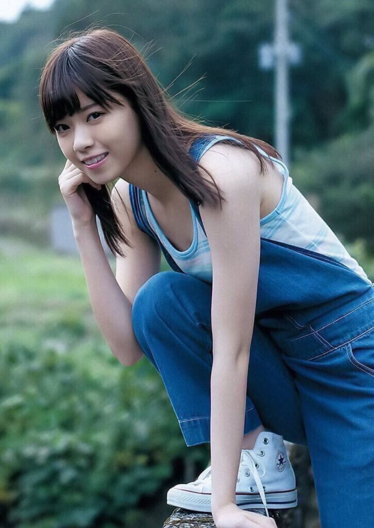 Japanese girl - Nanase Nishino