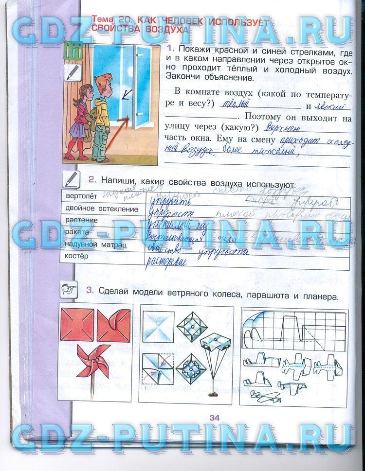 Информатики и икт 6 класс рабочая тетрадть страница