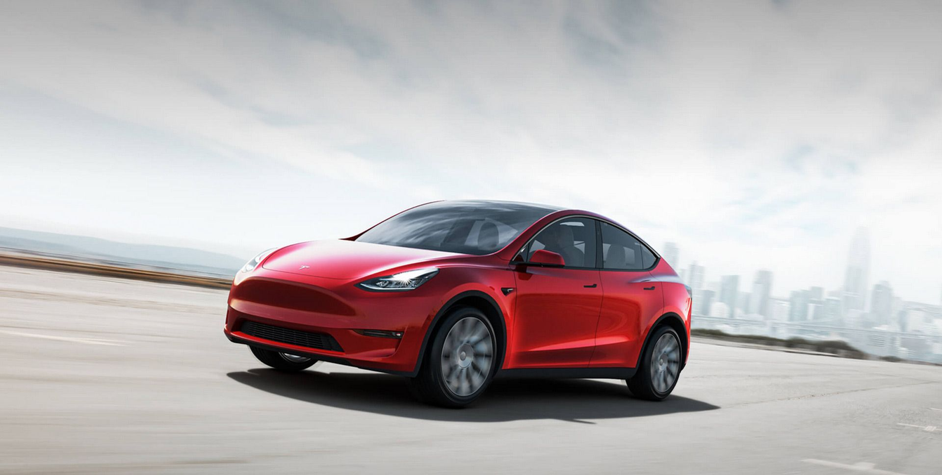 Tesla Model Y Revealed With Up To 300 Miles Of Range 41 200