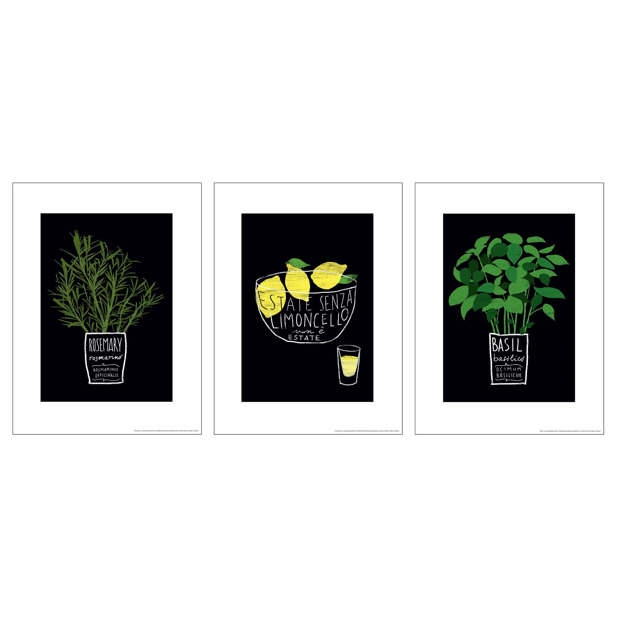 TRILLING Poster, set of 3 - IKEA | Prints & Stamps | Pinterest