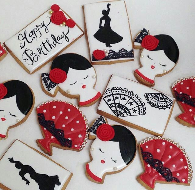 Pin By Lourdes Morales On Cookies In 2019