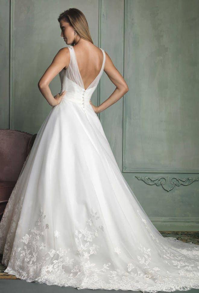 Allure Bridals Primavera 2014 - Parte 2 | bellethemagazine.com