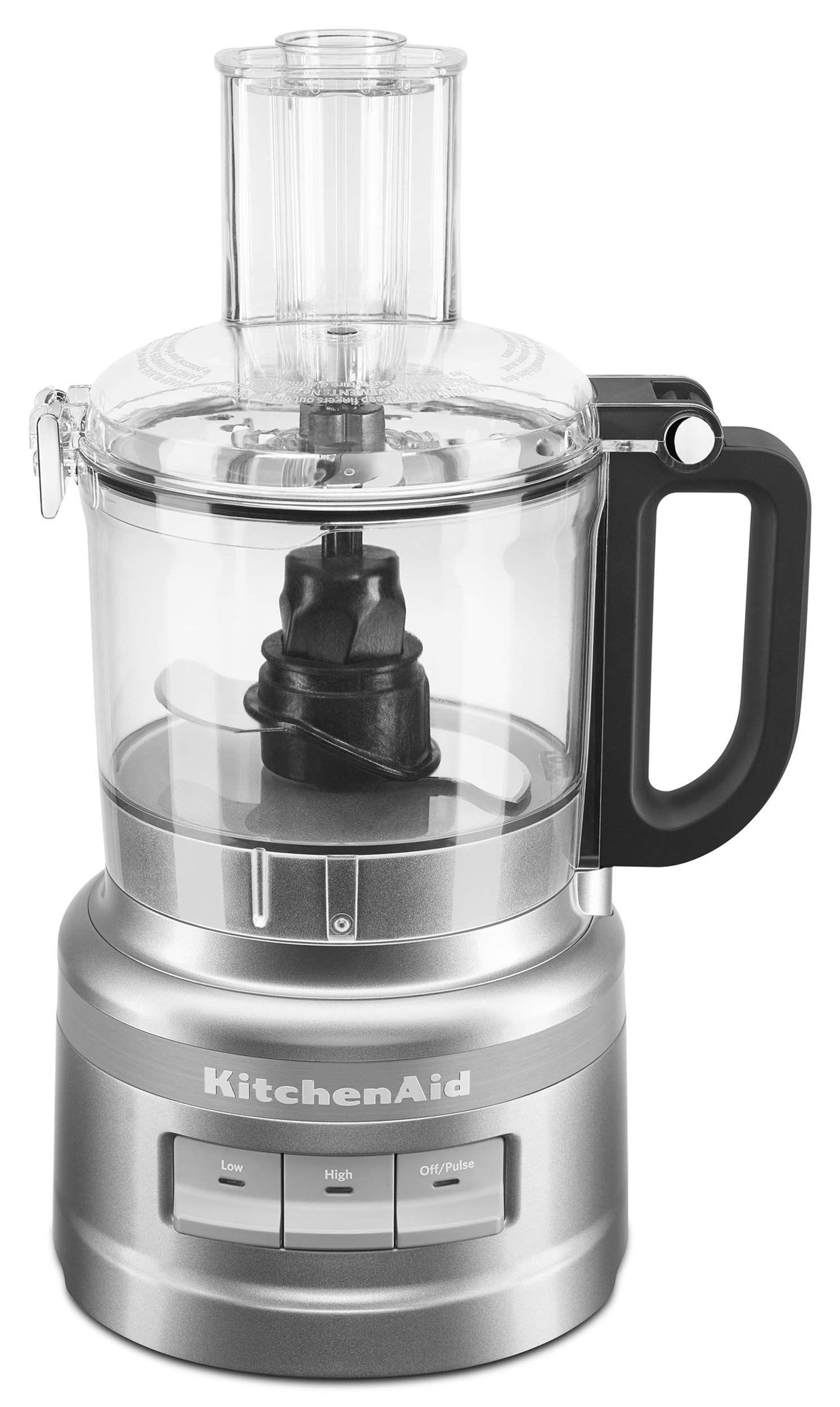 KitchenAid KFP0718CU 7Cup Food Food processor recipes