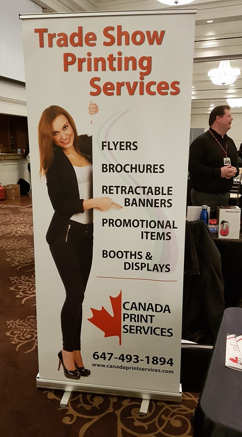 We provide local printing services in Toronto for
