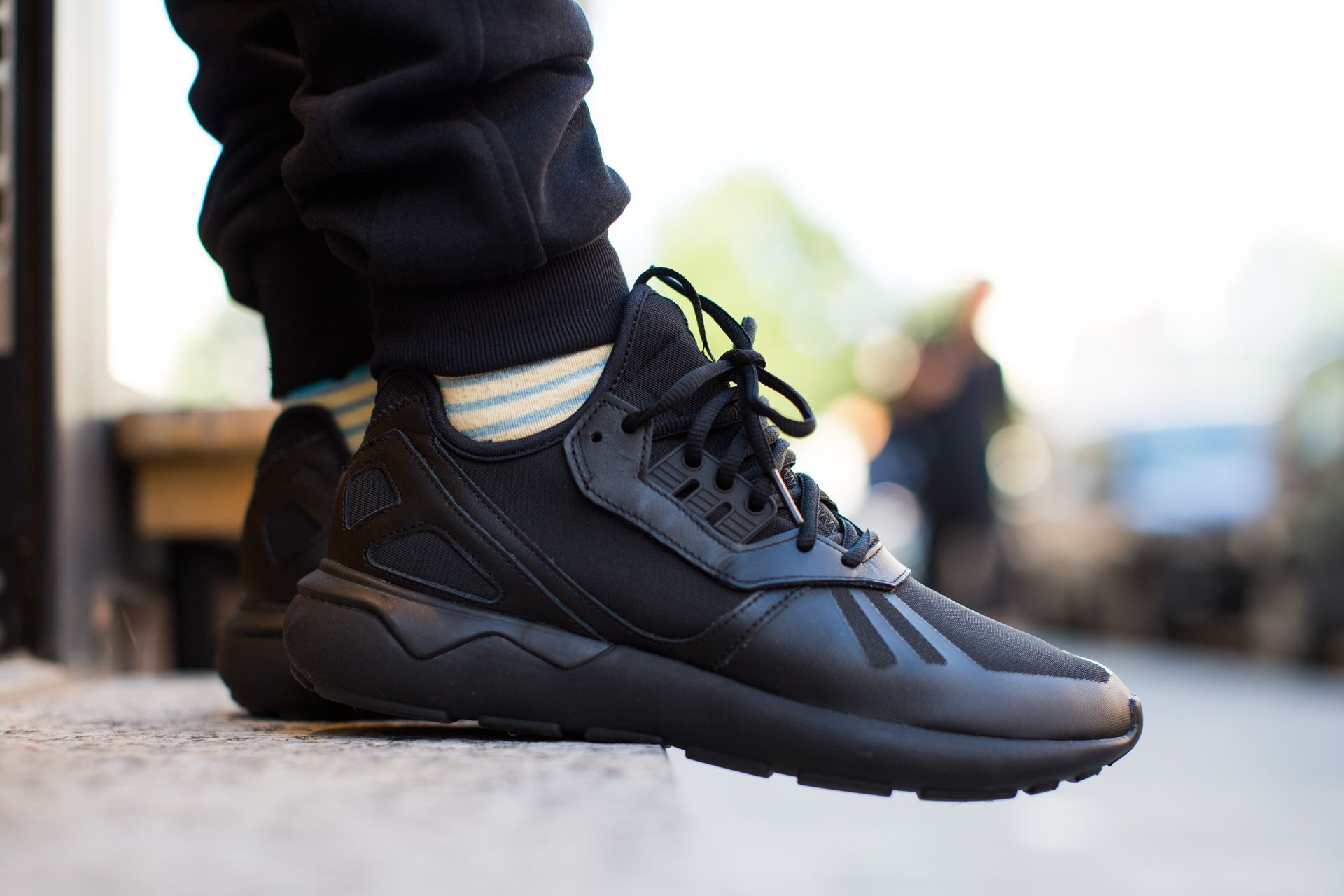 "WMNS adidas Tubular Runner ""Core Black"" 