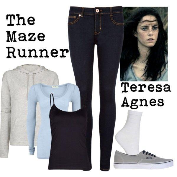 Teresa Agnes - The Maze Runner