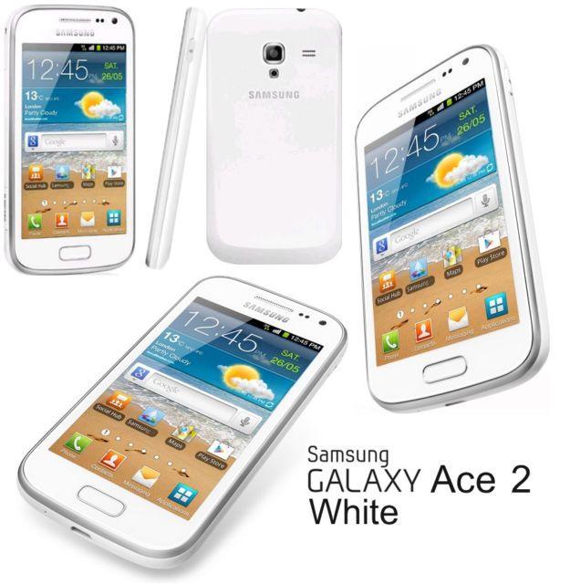 74 99 Samsung Galaxy Ace 2 Gt I8160 4gb Ceramic White Unlocked Grade A Smartphone Free Delivery Http Www Ebay Co Uk Itm Samsung Galaxy A Refurbis