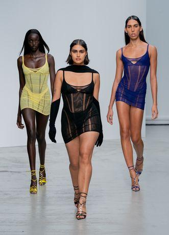 Photo of Mugler – Fashion Week Paris F/S 2020 | ELLE