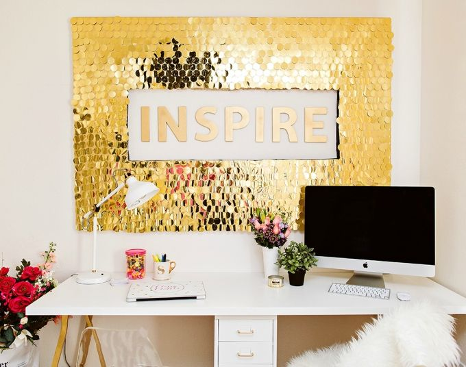 Sequin Crafts - 50 Glittery Ideas You Can Make With Sequins ...