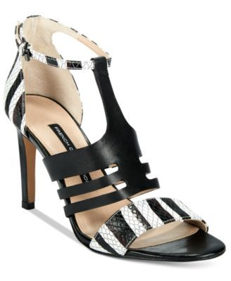 7f1434e91de French Connection Lia Sandals  99.99 Sleek and sophisticated