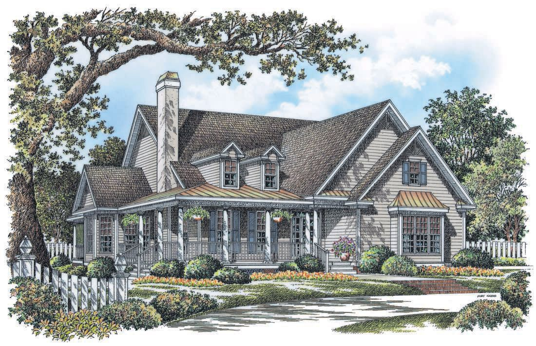 House plan the harmony point by donald a gardner for Donald a gardner architects
