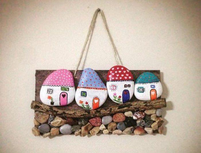 ▷1001+ idées de galets décorés – projets DIY pour petits et grands