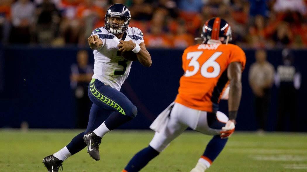 It's Denver Broncos Gameday! Broncos at Seahawks kickoff