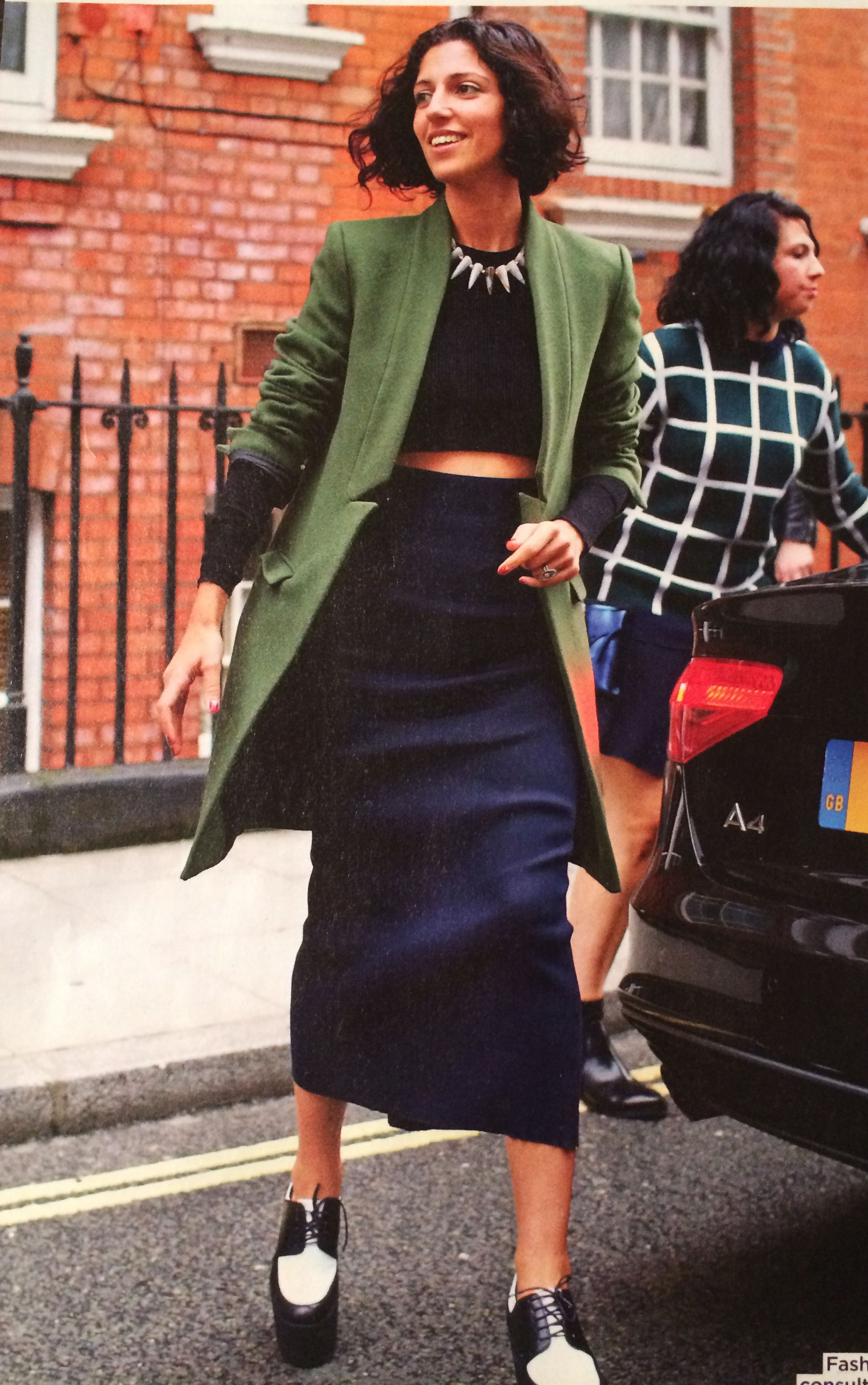 Obsessed With This Look Fashion Consultant Yasmin Sewell Lucky Magazine Fashion Style Inspiration Style