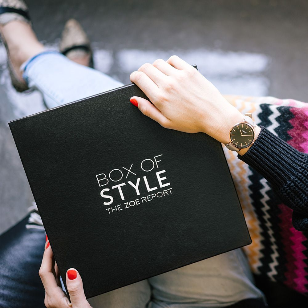 A Season Of Chic: The 411 On The Box Of Style