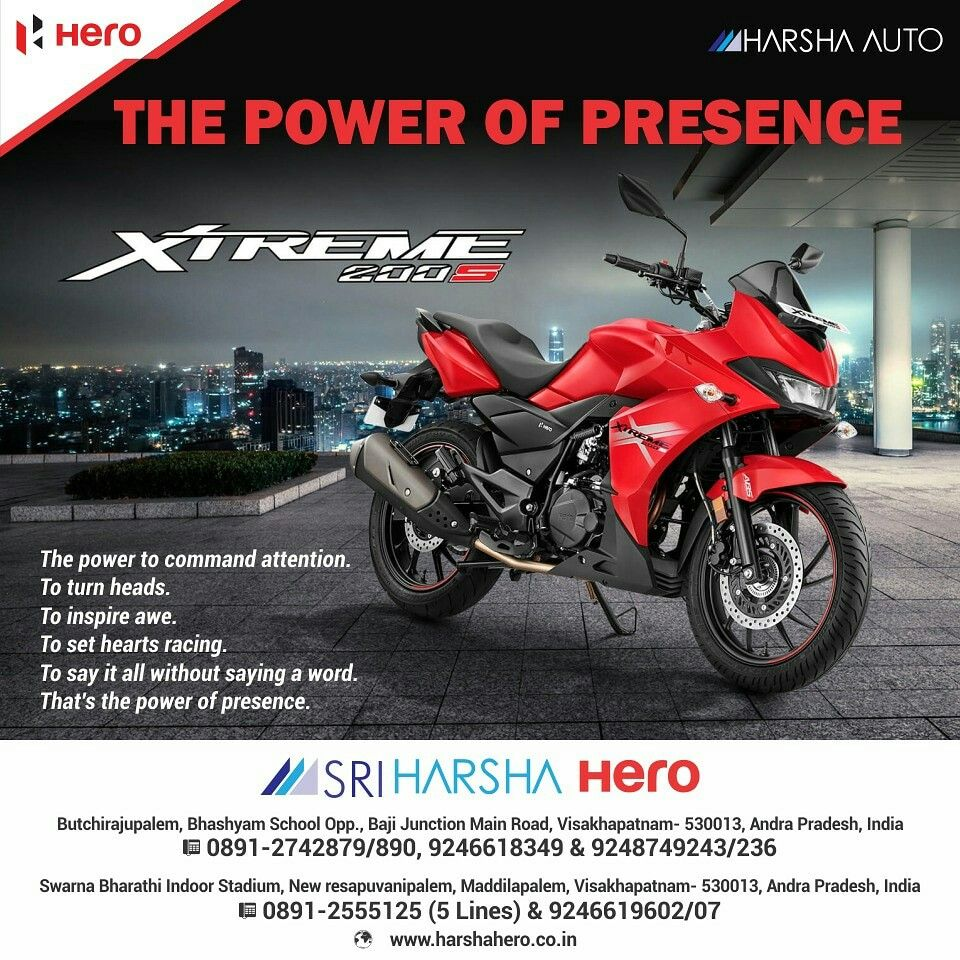 Command Respect With The Power Of Presence Buy The New Xtreme