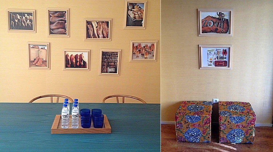 Né arts Interiores: Working Place, warm colors...!!!