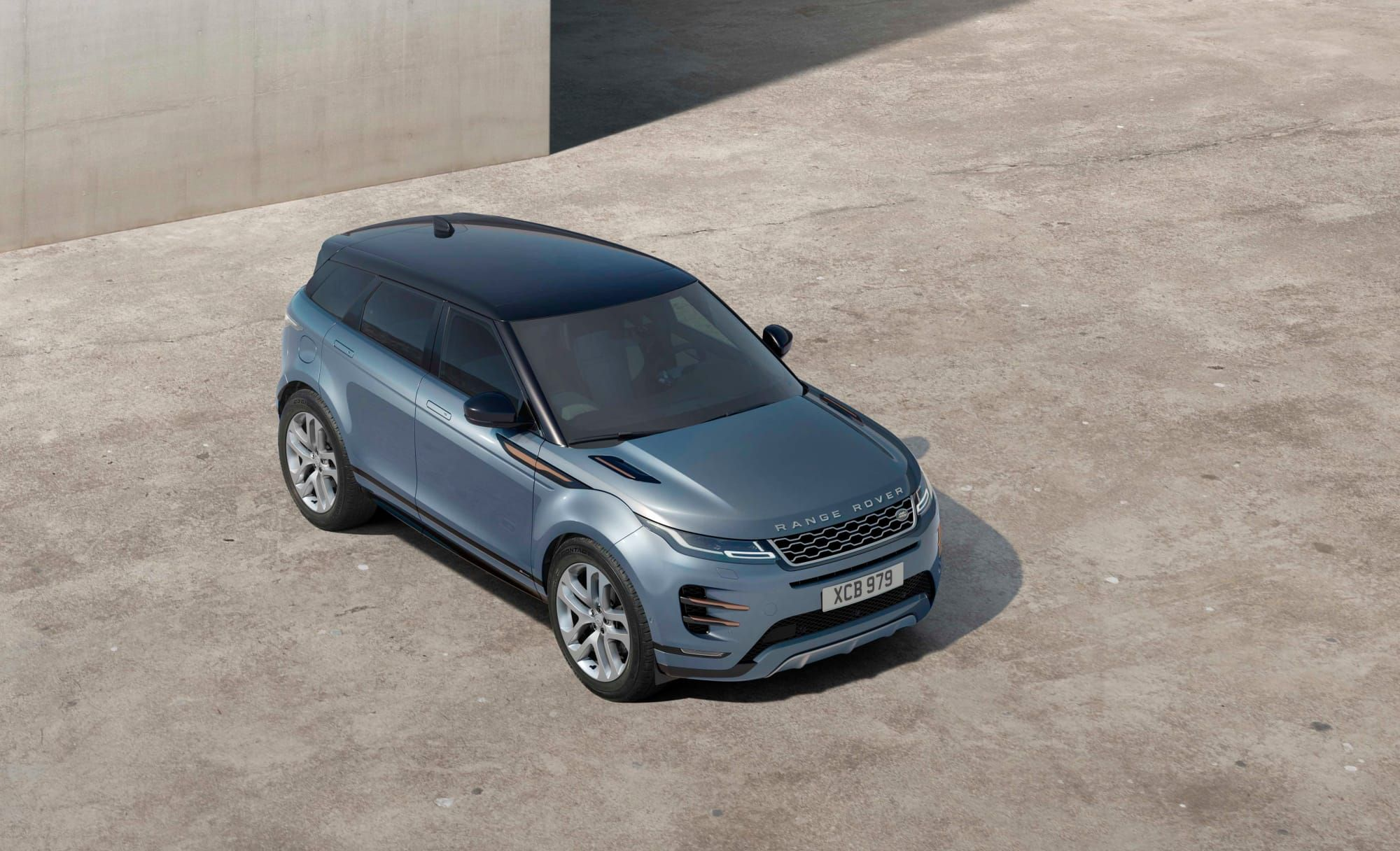 Land Rover Reveals The New Range Rover Evoque Range Rover Evoque