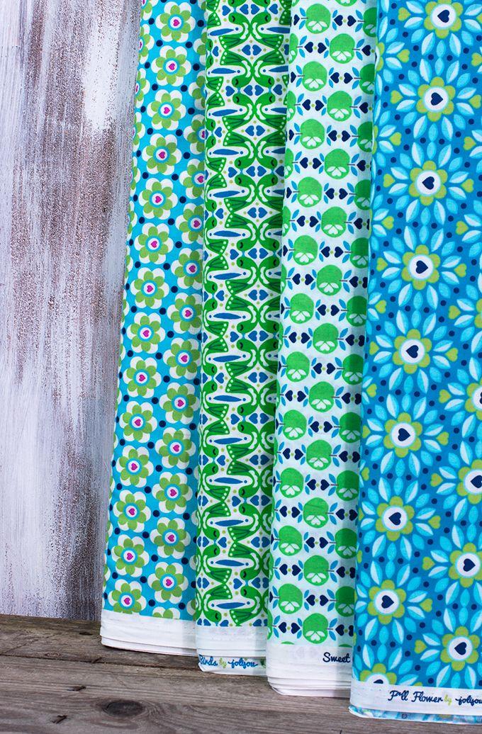 Surprise, Surprise Fabric Collection - Jolijou