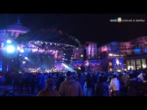 Notte Magica Pandora.Capodanno A Napoli De Magistris Una Notte Magica