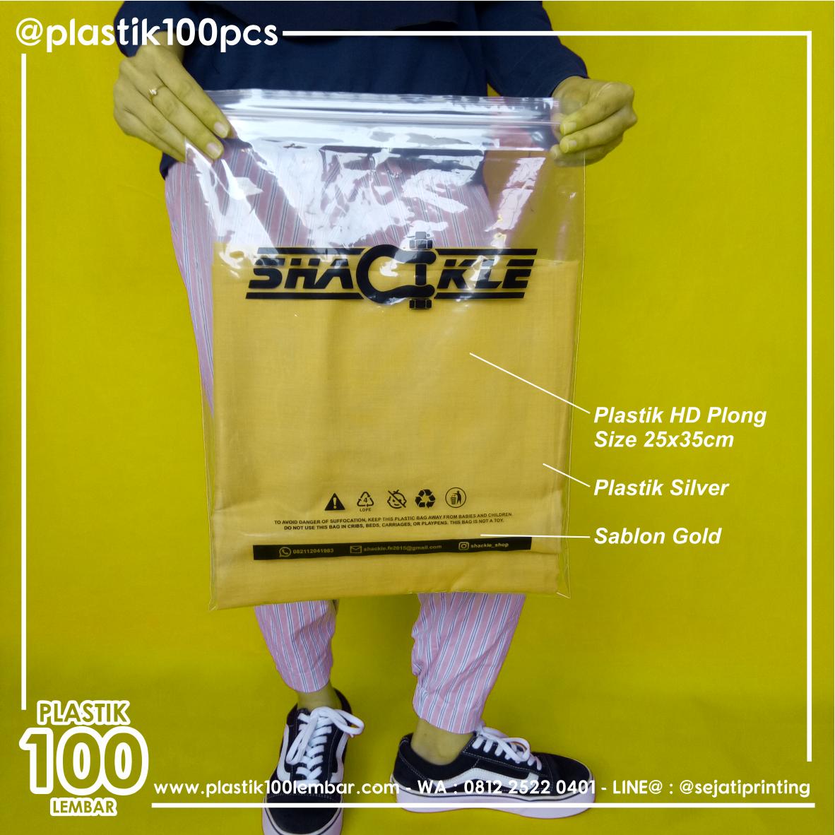 Plastik Klip Baju