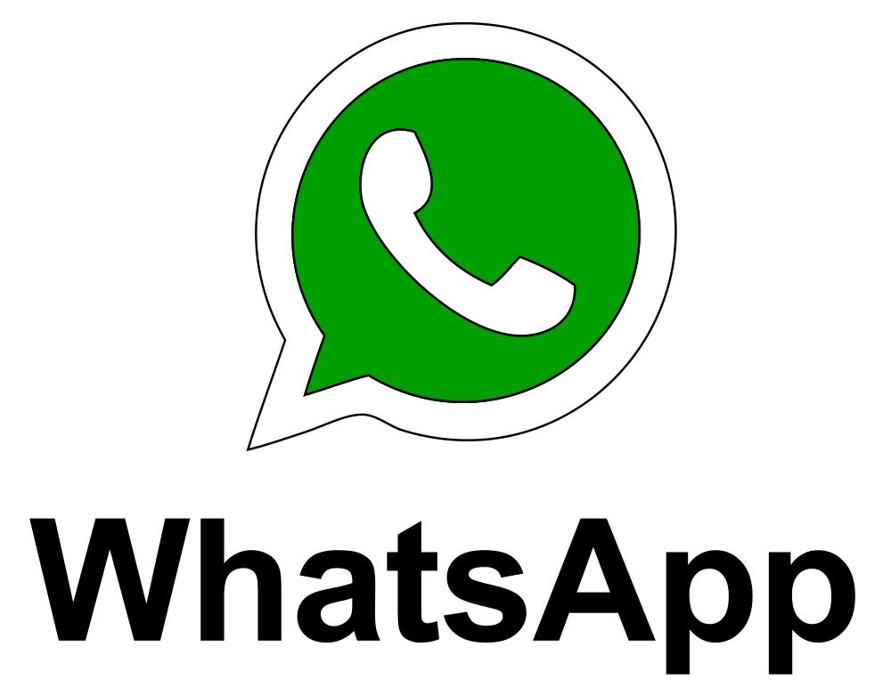 Inizia Chat Logos Logo Color Whatsapp Message