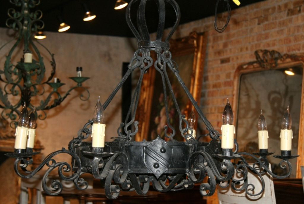 Wrought Iron Chandeliers And Lighting Iron Chandeliers Wrought Iron Chandeliers Custom Light Fixtures
