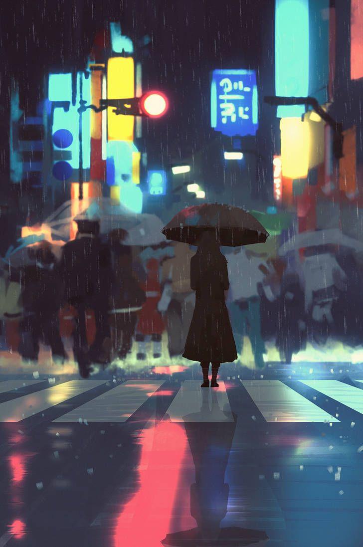 10/365 Rainy day by snatti89 on DeviantArt