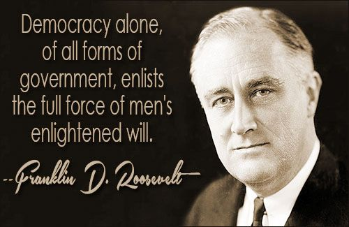 Franklin D Roosevelt Quotes Franklin Droosevelt Quotes  Quotes  Pinterest  Roosevelt