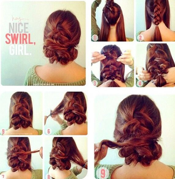 Cute Classy Hairstyle For Special Occasions Hair Styles Classy Hairstyles Diy Hairstyles