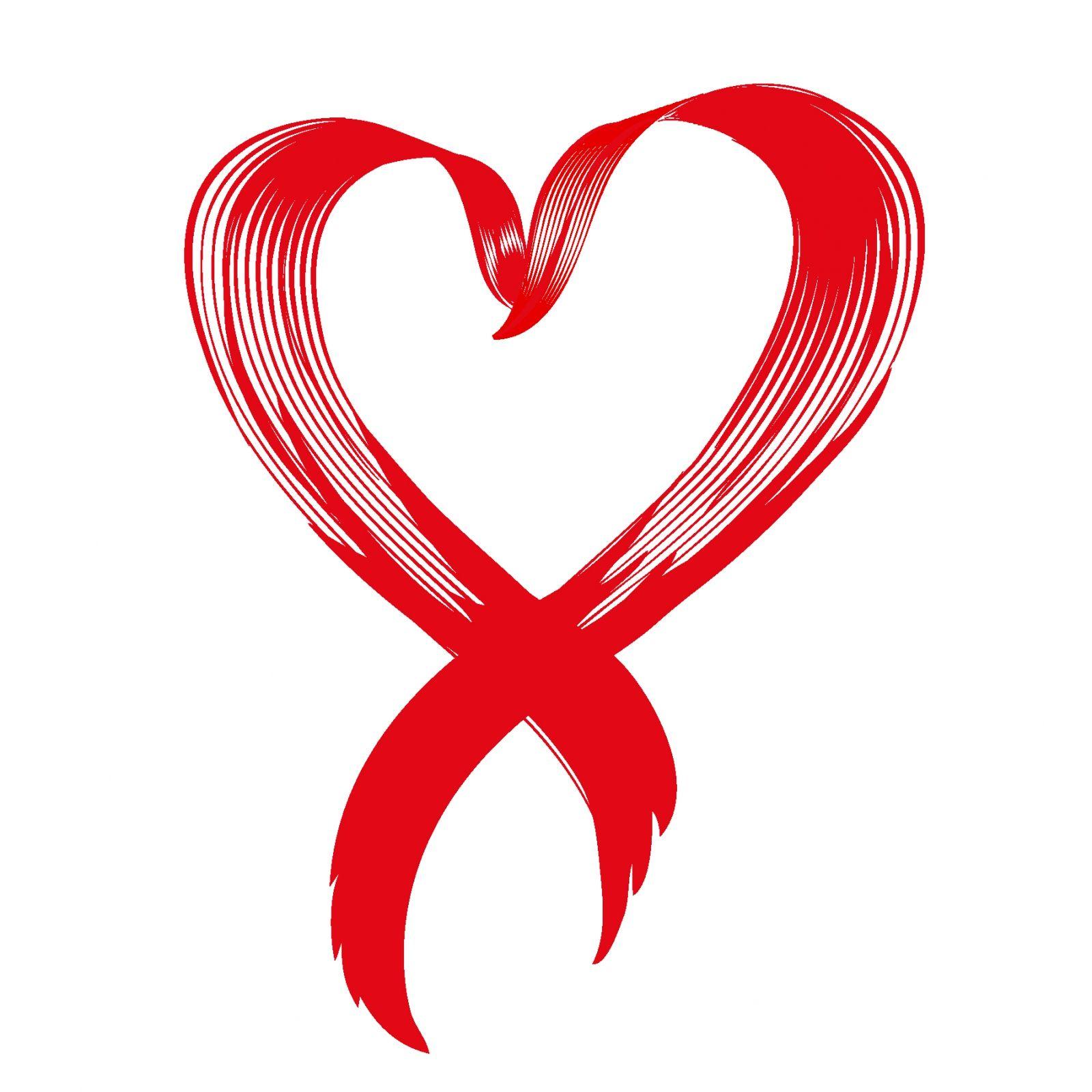 16++ Cancer ribbon heart clipart ideas