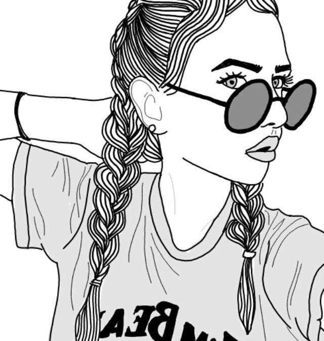 Pin Van Ines Lameira Op Desenhos Hipster Tekeningen Coole