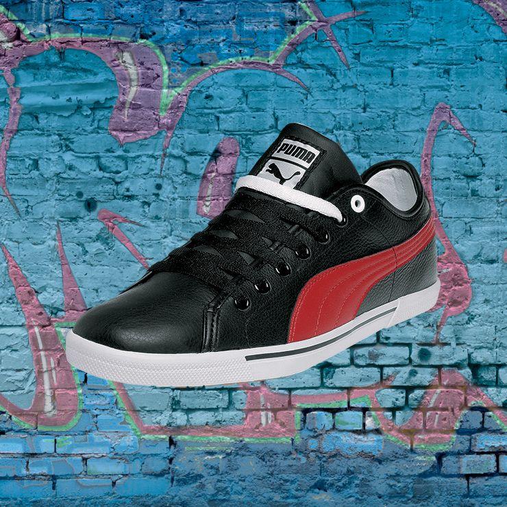 Puma men's Benecio sneakers