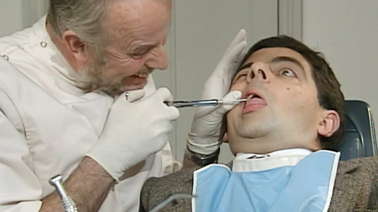 Have You Bean to the Dentist? | Mr Bean Full Episodes | Mr Bean Official | Mr  bean, Dentist, Mr.