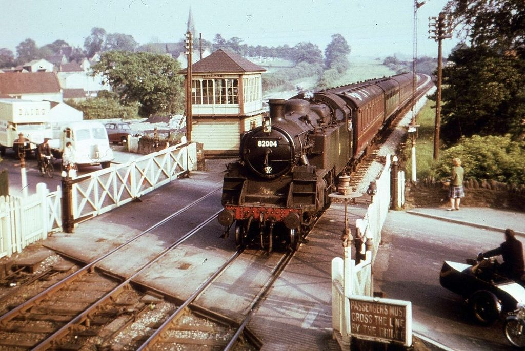 Warmley level crossing BS30 | by brizzle born and bred