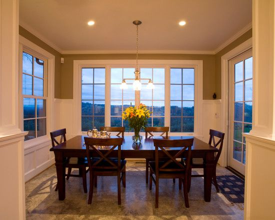 Charmant Add On Dining Room Idea