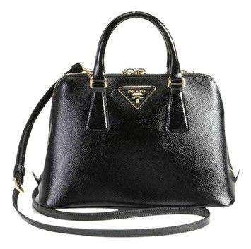 1baeb9d37df1 ... cheap prada vernice small round top cross body alma shell nero black  saffiano leather shoulder bag