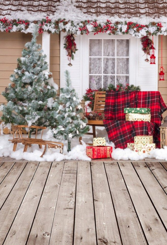 60 DIY Christmas Photo Booth Backdrop Ideas 51 in 2020