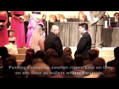 my wedding speech tom fletcher legendado