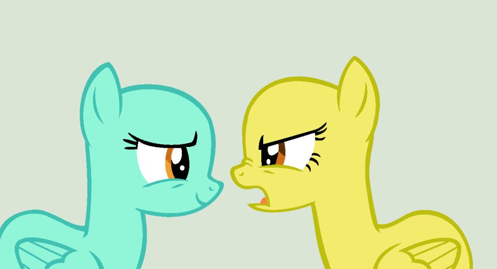 картинки пони манекены две пони экскурсия