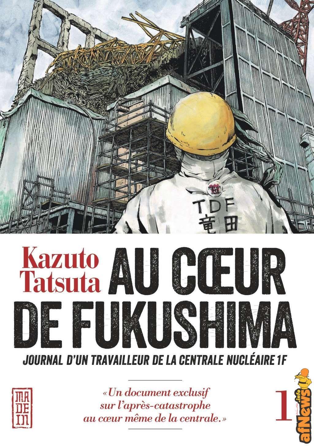 Au cœur de Fukushima 1 di Kazuto Tatsuta - http://www.afnews.info/wordpress/2016/03/13/au-coeur-de-fukushima-1-di-kazuto-tatsuta/