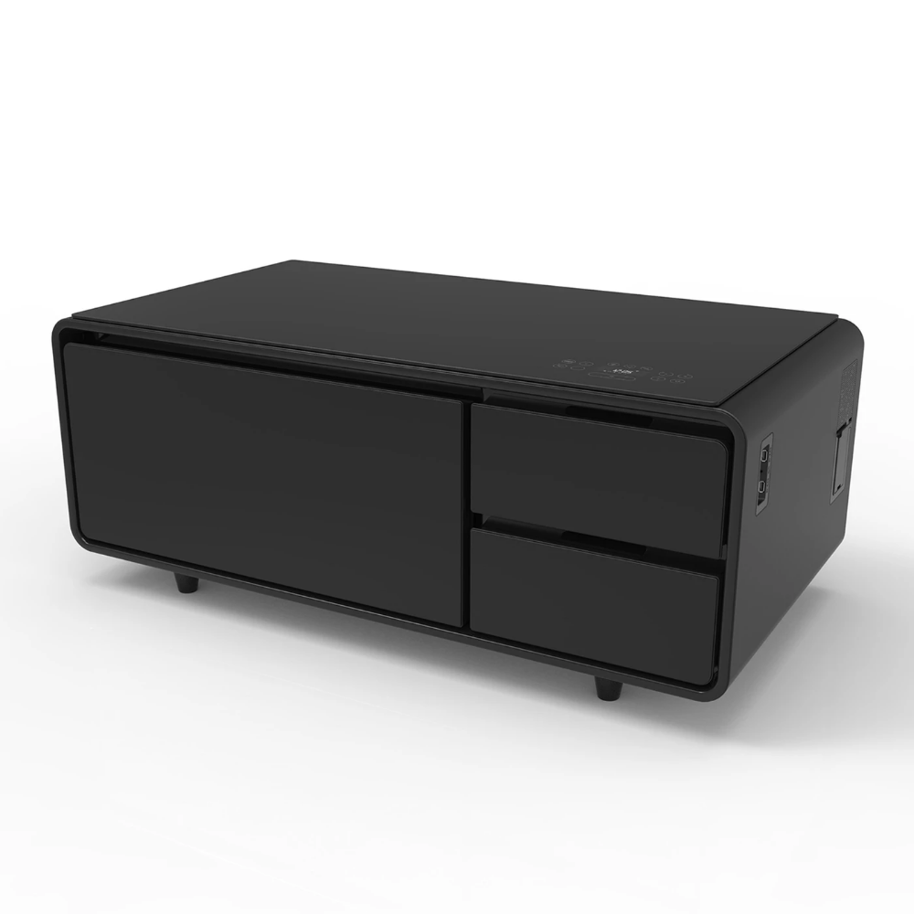 Sobro Smart Coffee Table Black (With images) Coffee