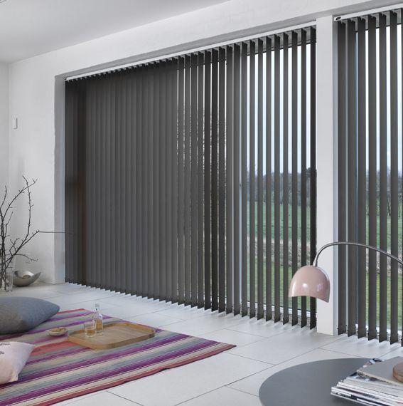 Siste De skønne grå lameller i vinduet er i smuk harmoni med pastellerne WL-27
