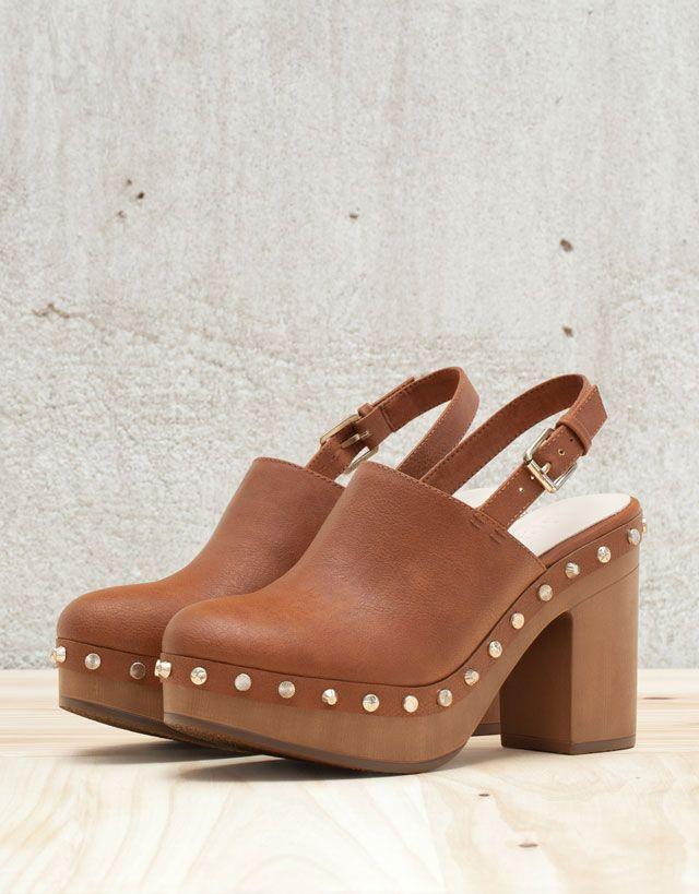 Ver MUJER Todo MUJER Ver Zapatos Bershka Costa Rica Bershka 1fb4f4